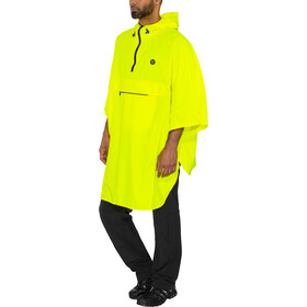 AGU Grant Poncho, neon yellow